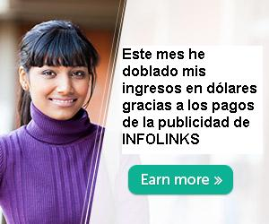 Afilie su pagina web a Infolinks