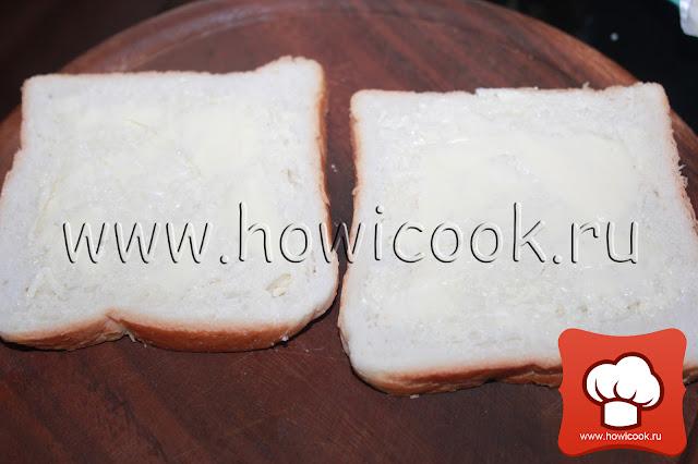 рецепт вкусного сэндвича