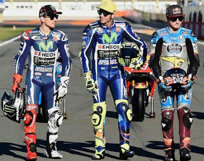 Tak Lagi Jadi Rekan Setim Rossi, Baik untuk Lorenzo