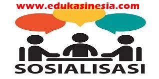 Pengertian Sosialisasi Secara Umum dan Menurut Para Ahli, Tahap-tahap Perkembangan Sosialisasi dan Tujuan Sosialisasi Beserta Penjelasannya Terlengkap