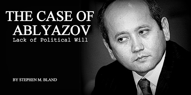 "The Case of Ablyazovs' Highlights ""Lack of Political Will"" to Tackle Kleptocracy in the U.K."