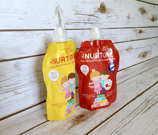 Imune Nurture Fruity Water Review | Morgan's Milieu: Fruity Water for the kids, healthy and tasty! What more could you ask for?