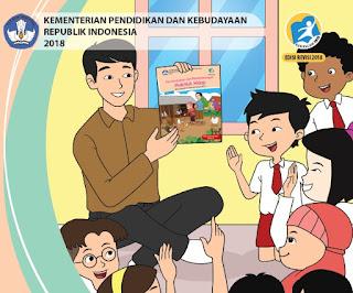 Buku Kelas 3 SD Kurikulum 2013 Revisi 2018 Semester 1