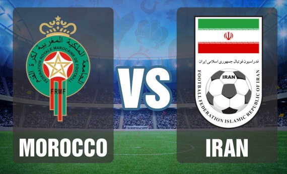 Morocco take on Iran in Group B