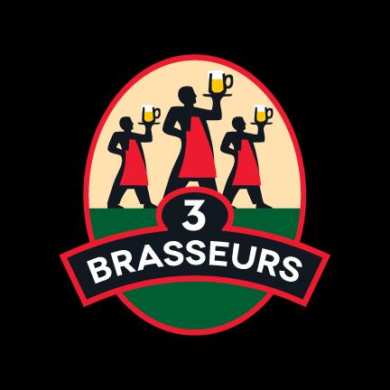 Cervejaria Les 3 Brasseurs no Brasil