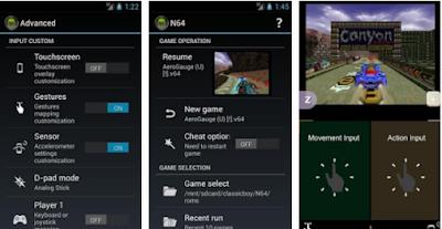 12 Aplikasi Games Emulator Android Untuk Memainkan Games Retro Klasik