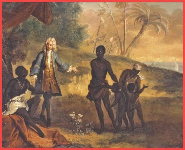 ef6e389e1b4 EL VIAJE DE LOS ESCLAVOS AFRICANOS HASTA AMÉRICA