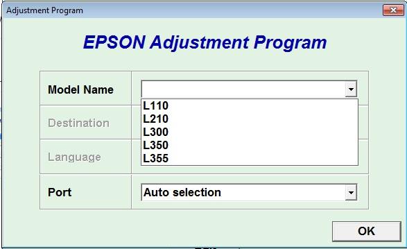 Laptop News: Cara Reset Printer Epson L350 Tanpa Software
