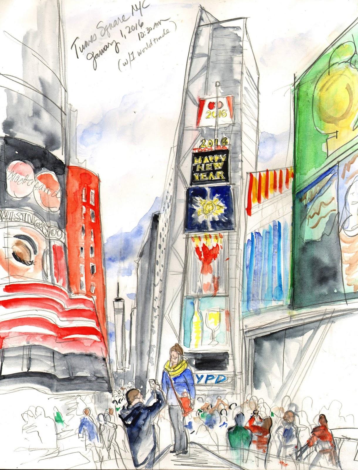 Drawn Downtown