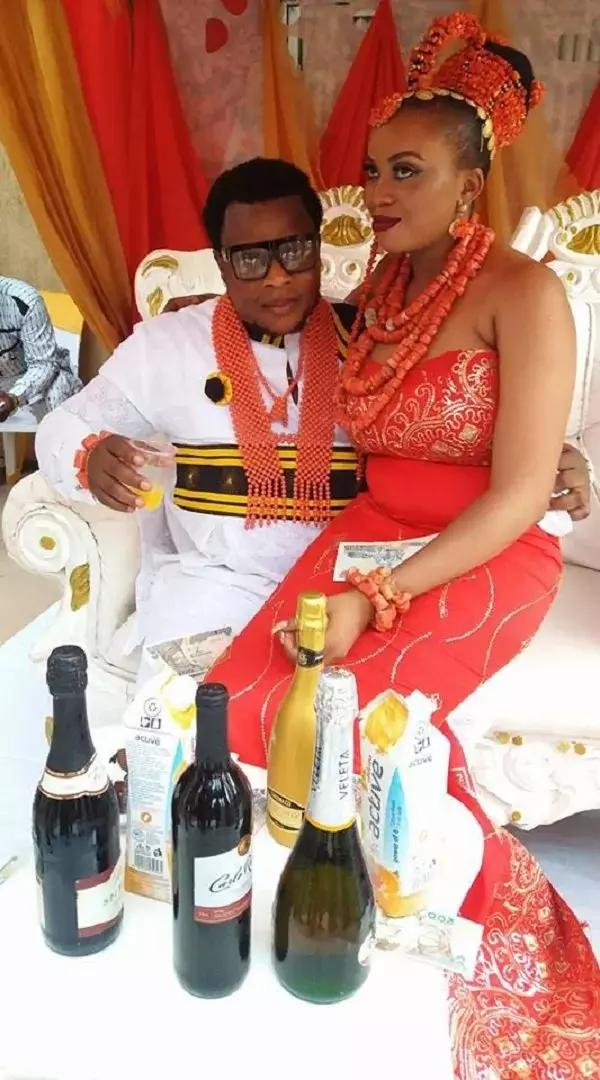 Popular Pastor marries third wife