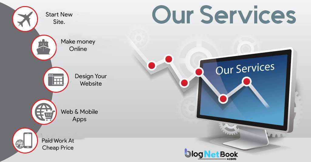Blognetbook Services Page