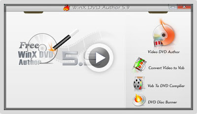 WinX DVD Author 5.9, CD/DVD Burning, CD/DVD Tools, Windows, Windows 7