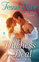 The duchess deal #1 - Tessa Dare