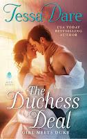 The duchess deal #1 - Tessa Dare