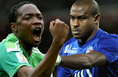 Ahmed Musa, Vincent Enyeama