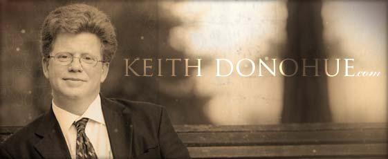 Keith Donohue, autor do livro O Menino Que Desenhava Monstros
