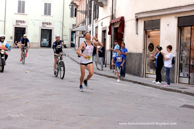 ultramaraton Toskania - tappa Marradi