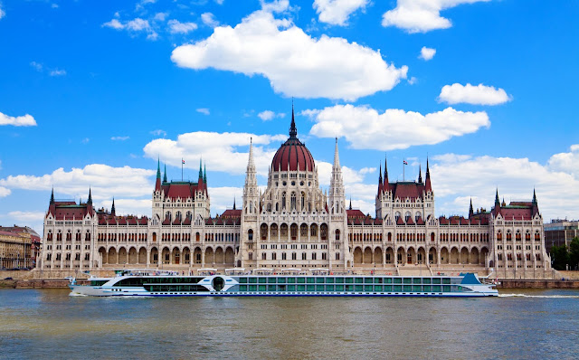 The Hungarian Parliament Building is just ONE of many sights you'll see when you embark on your river-cruise journey! All photography is the property of EuroTravelogue™ unless noted.