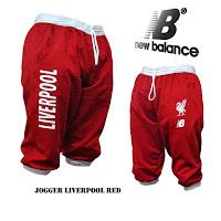 Celana Jogger Bola Sweatpants Liverpool