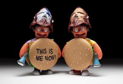 """Bob's Burgers Beefsquatch 7"""" Vinyl Figure by Kidrobot x FOX"""