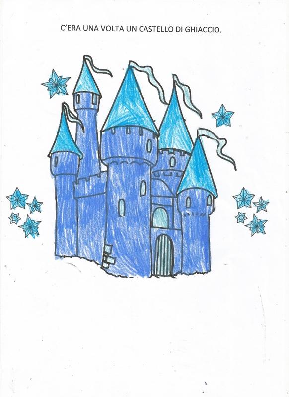 Studiamando Liberamente La Storia Del Castello Di Ghiaccio