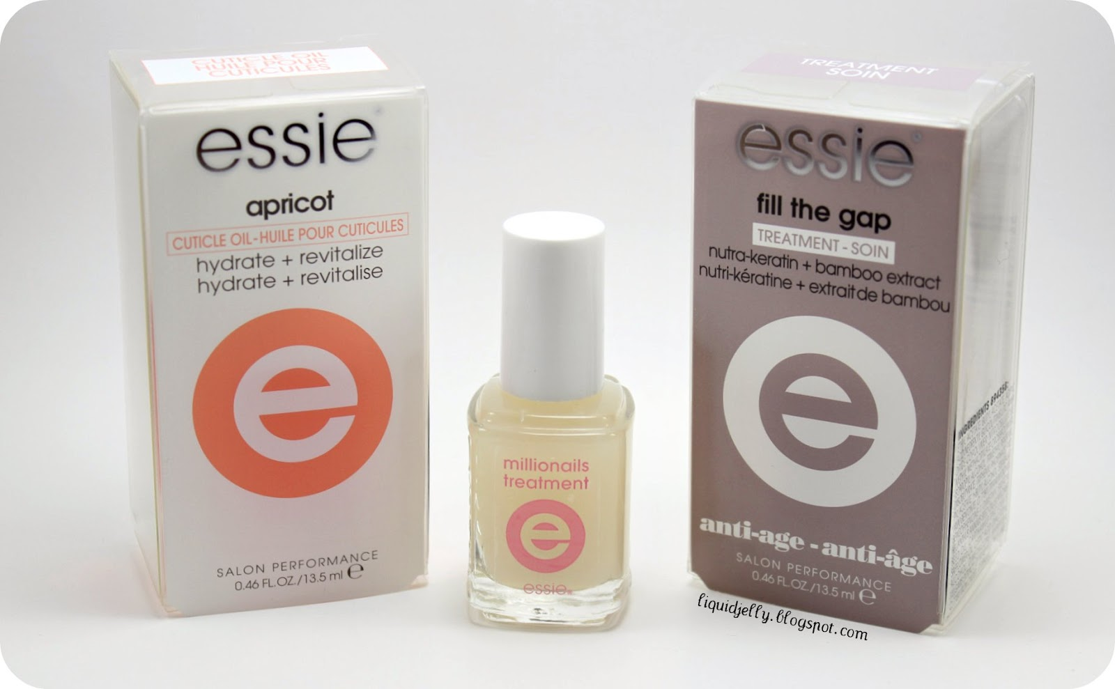 First Impressions Essie Nail Care Line
