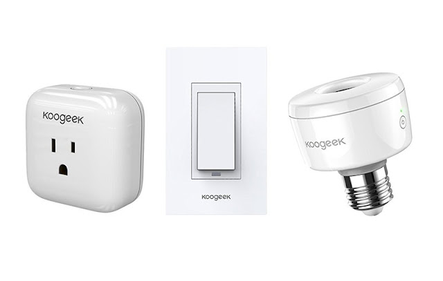 Enter to win a Koogeek HomeKit starter bundle Giveaway