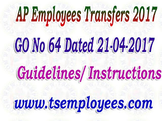 AP State Employees General Transfers 2017