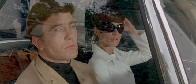 2ac5e9a4e1 The Style Essentials--Audrey Hepburn Gets Modern in 1967 s TWO FOR THE ROAD