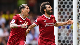 Mohamed Salah leads Liverpool against Hoffenheim in the Champions League