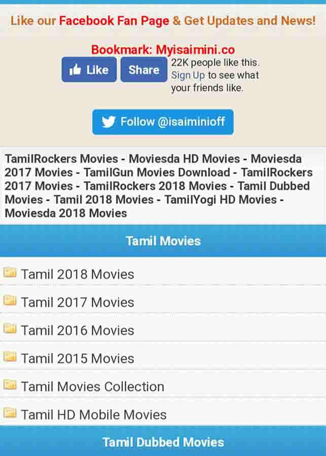 tamilrockers 2018 movie download in tamil