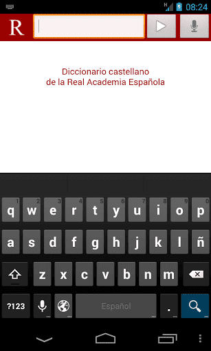 Download RAE Dictionary