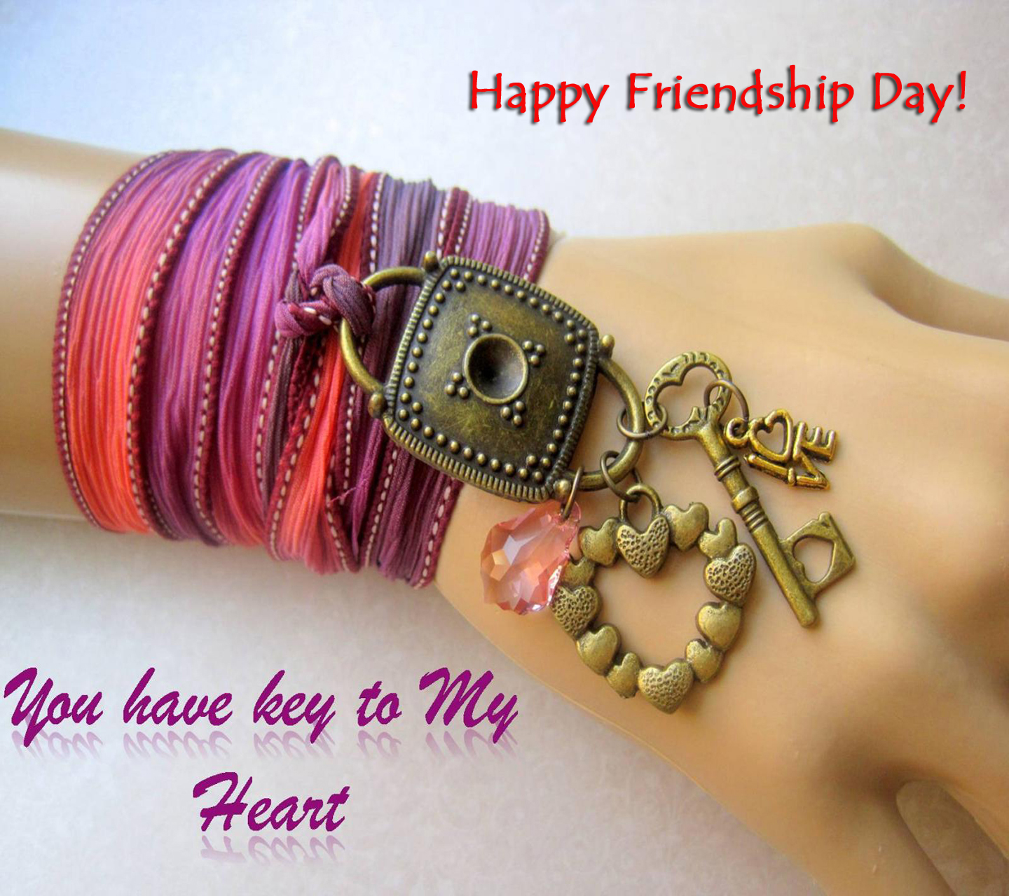Beautiful Friendship Day HD Wallpaper | Friendship Day Cute SMS Pictures | Cute Tanishka