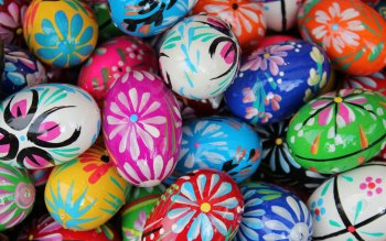Wallpaper: Easter Eggs