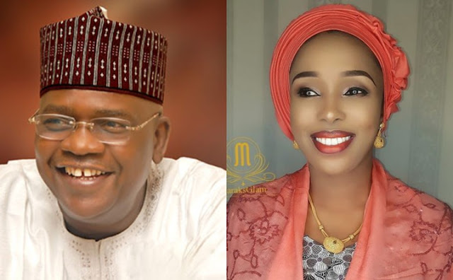 Photos Of Danjuma Goje And His New Wife