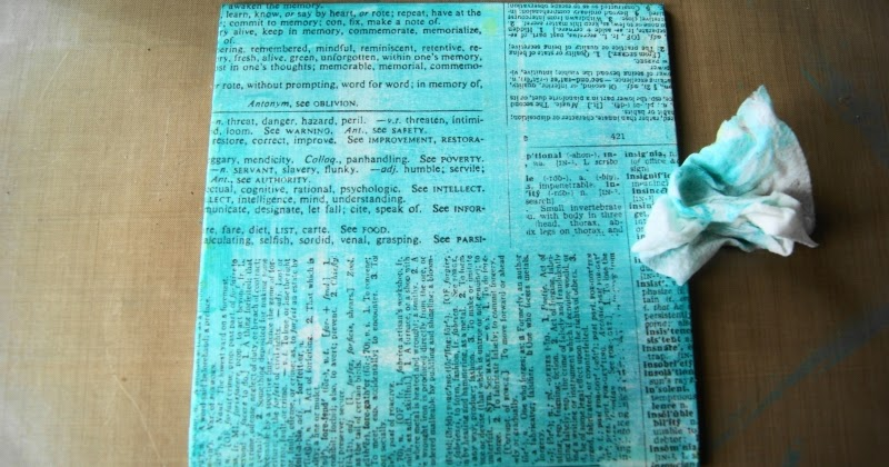 PaperArtsy: France Papillon Project #2 Take Time