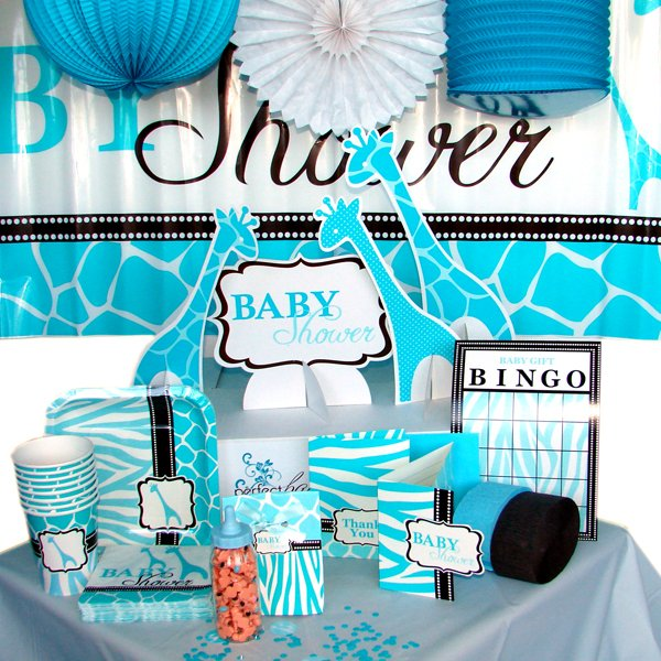 Blue Baby Shower Decorations | Best Baby Decoration