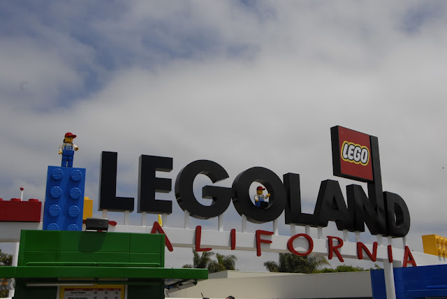 Legoland California: LadyD Books