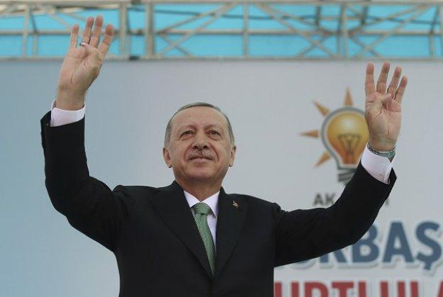 Ερντογάν για Αττίλα: Αποτρέψαμε τη σφαγή των Τούρκων από τους Ελληνοκύπριους