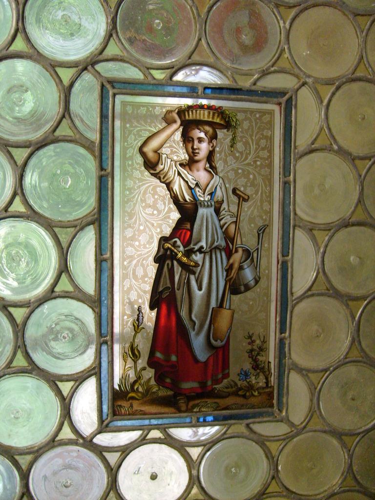 restaurování vitráží