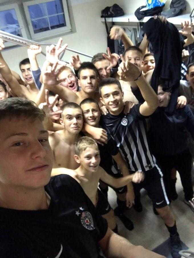 Posle kadeta i omladinaca, pioniri Partizana bolji od Zvezde!