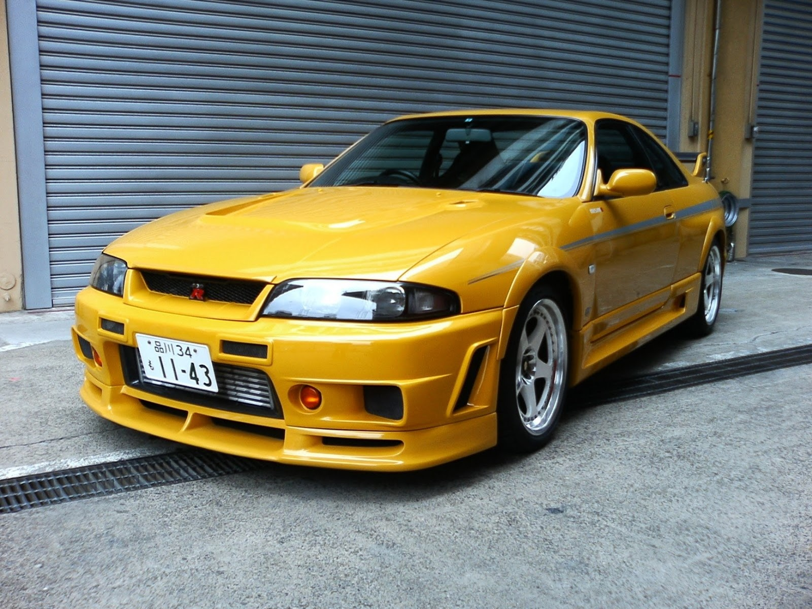 all tuning cars nz 1997 nismo nissan skyline gt r r33 400r. Black Bedroom Furniture Sets. Home Design Ideas