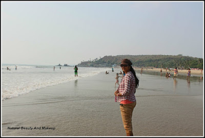 Arambol Beach, North Goa