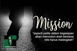 [Mission HMI] Materi Basic Training (LK 1) Himpunan Mahasiswa Islam