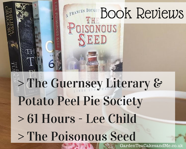 Book Review Guernsey Literary Potato Peel Pie Society 61 Hours Jack Reacher