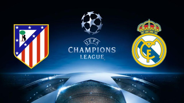 Champions League match preview Atletico Madrid vs Real Madrid