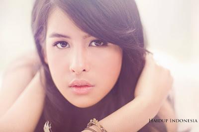 Maudy Ayunda Haidup Indonesia