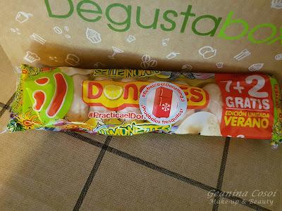 Donettes Limonettes Caja Degustabox - Junio ´16