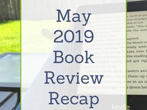 May 2019 Book Review Recap