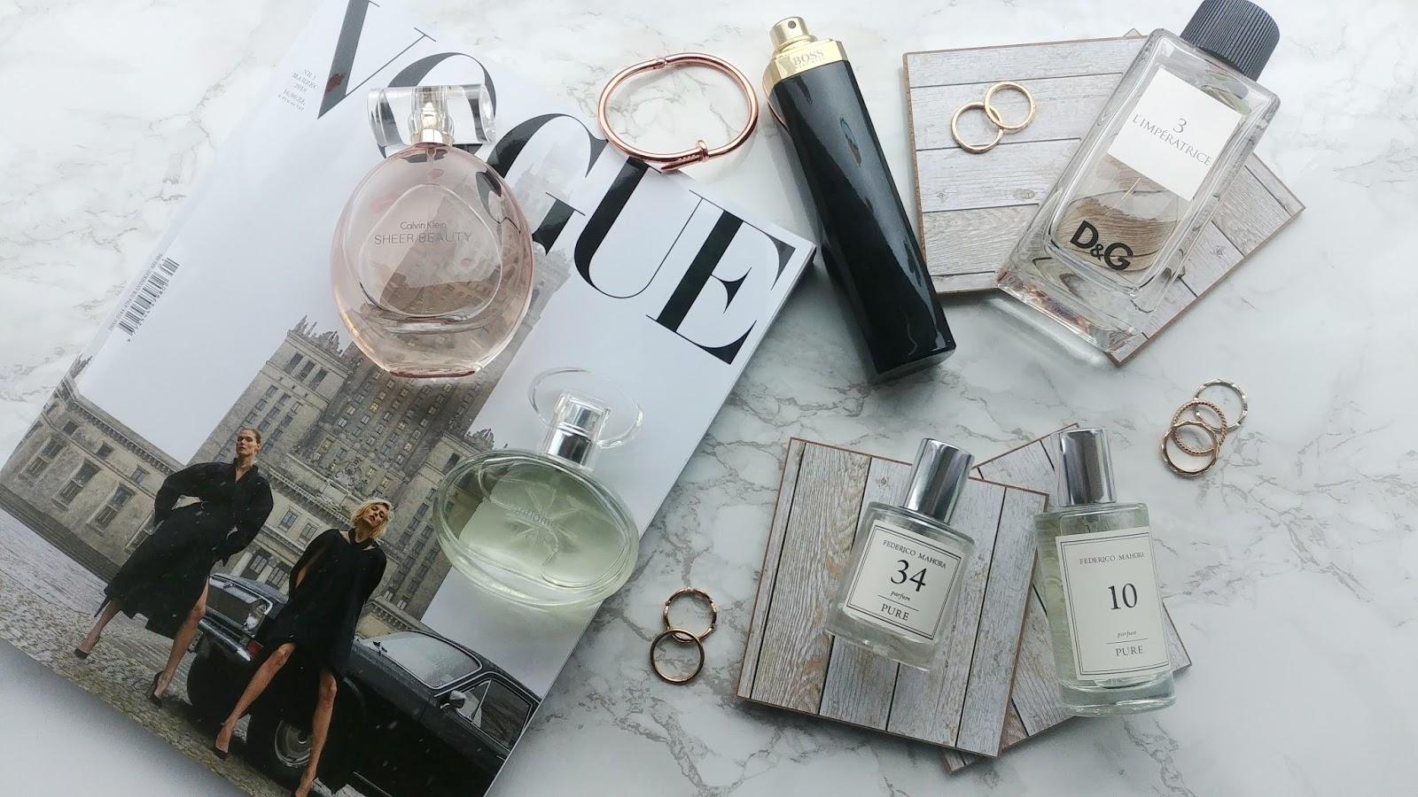 Zapachem przywołaj wiosnę | Moja kolekcja perfum